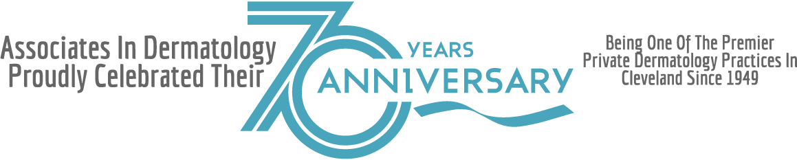 Associates in dermatology 70th Anniversary