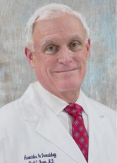 Dr. Paul G. Hazen Photo