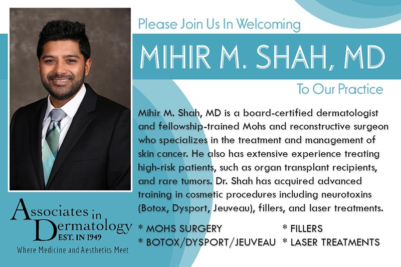 Join us with in Welcoming Dr. Shah